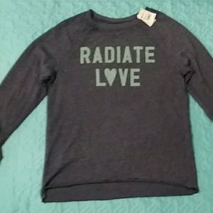 NWT 💓 active wear top